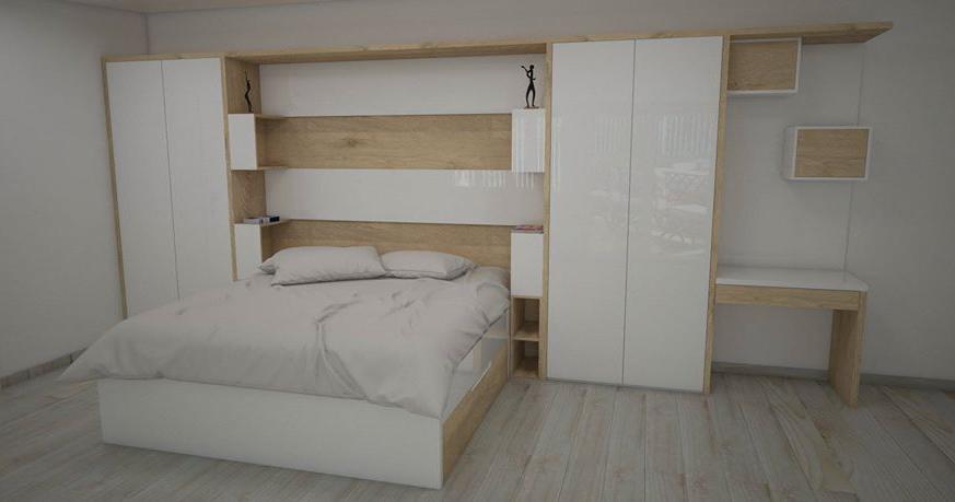 javorović-spavaća-soba-bijela-render