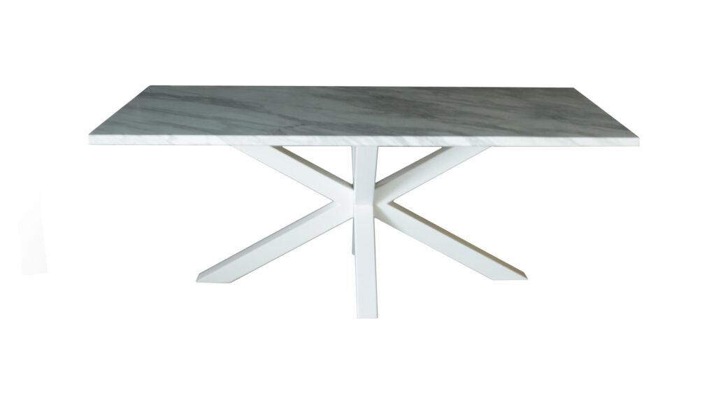 blagovaonski-stol-jež-bijeli
